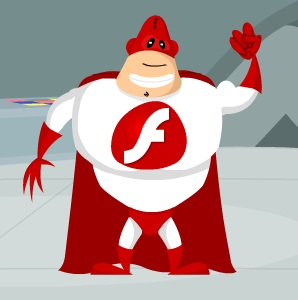 Flash Cartoon